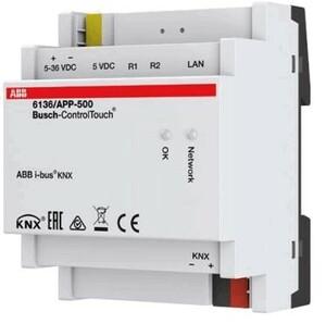 IP-/KNX gateway Busch-ControlTouch ® , REG