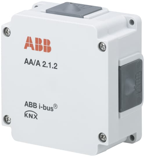 Analog actuator, 2 channels, AP, 0-10 V