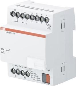 Entrada analógica 4 canales, (1 ? 10 V, 0(4) ? 20 mA, 0 ? 1 V, PT 100, PT 1000,?)