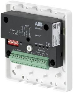 Zonenmodul, 4fach Für die Erweiterung der Sicherheitsscheibe GM / A 8.1l von 4 Detektorzonen.