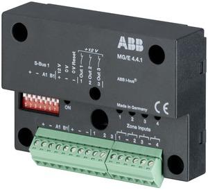 4 Zonenmodul für GM / A 8.1 Alarmanlage Zentrale Installation