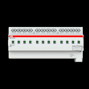 Actuador  12 canales , 16 A, C-Load, MDRC