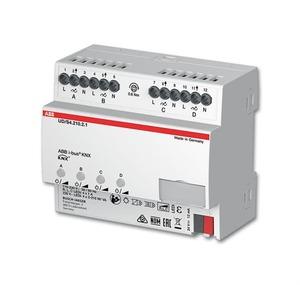 UD/S4.210.2.1 LED dimmer 4 x 210 W/VA 1-4 fold