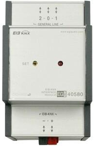 Interfaz a bus EIB KNX