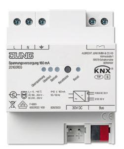 KNX power supply, 160mA