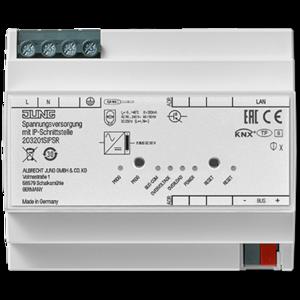 Fuente de alimentación KNX 320 mA con interfaz IP