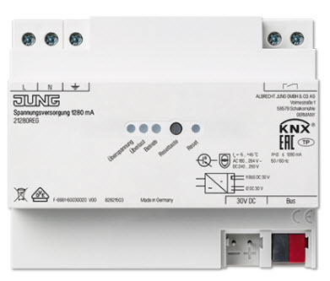 KNX power supply, 1280mA