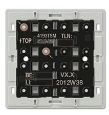 Pulsador KNX universal 3 canales