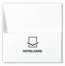 Hotelcard-Schalter