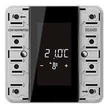 KNX Controlador de estancia RCD, módulo compacto, 2 fases