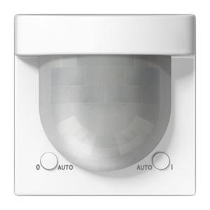 Detector KNX 2.20 m. Estándar. Sensor de luminosidad integrado. Resistente. blanco alpino