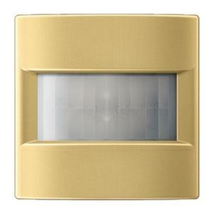 Detector KNX 1,10 m. Universal. Sensor de luminosidad. Temperatura. latón classic (lacado)