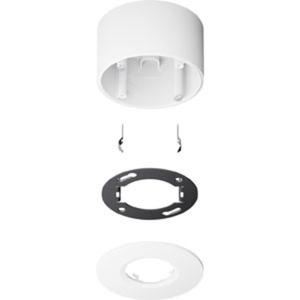 Kit para montaje emportrado, en techo, de los detectores de presencia y regulador de luminosidad ``mini``.