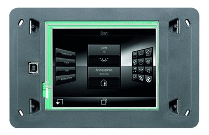 KNX Smart Panel. 14.7 cm (5.8 pulgadas) Empotrable. Pantalla táctil. Pantalla TFT