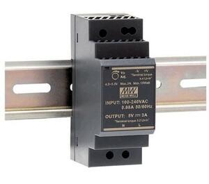 POWER SUPPLY 24 V, 2.5A, 60W, DIN RAIL