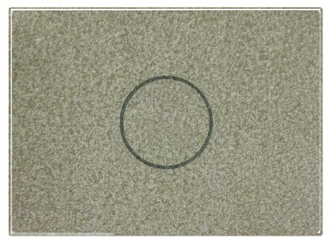 Vitrum I EU KNX Series STONE COLECTION  - Pulsador Capacitivo  (FRONTAL)